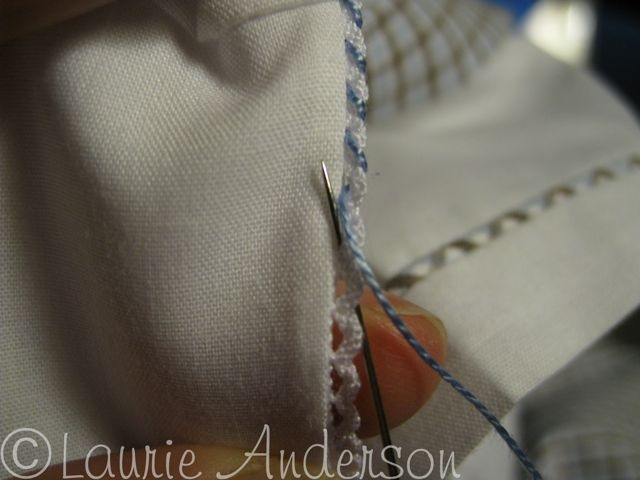 SewNso's Sewing Journal: easy embellishments