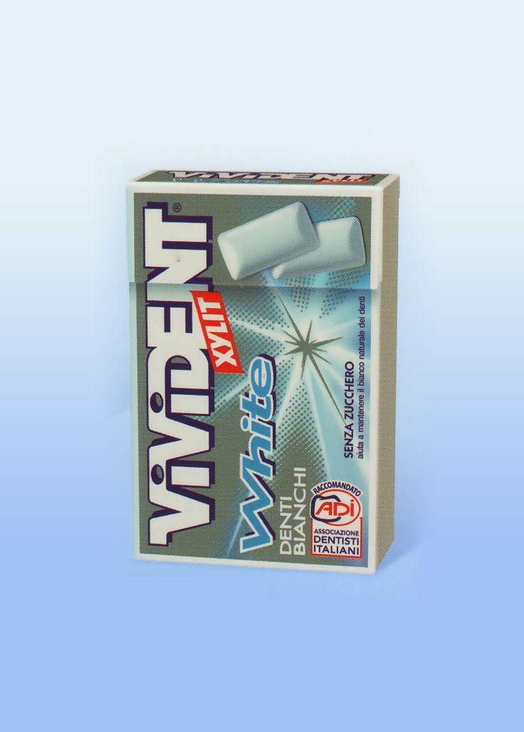 VIVIDENT WHITE AST.X20 09576200  pezzi per scatola 20