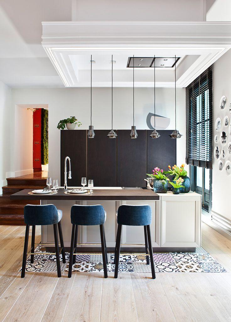 Cocina Casa Decor 2016. A la mesa - AD España, © D.R.