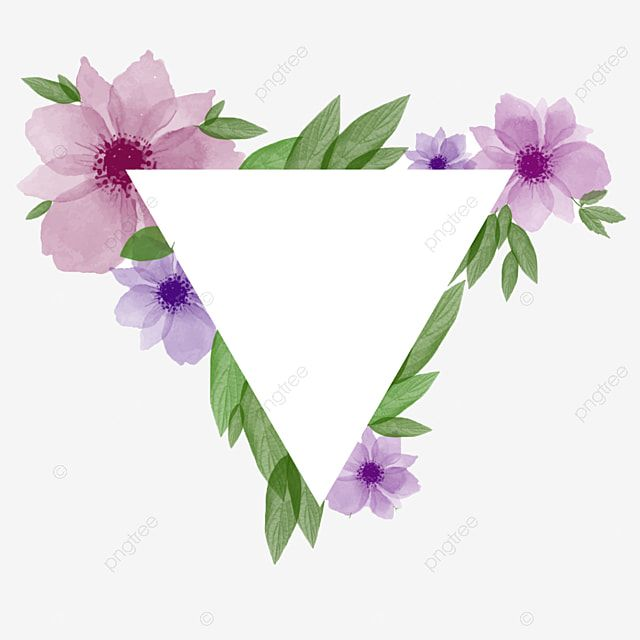Gambar Bingkai Bunga Segitiga Bunga Triange Daun Png Transparan Clipart Dan File Psd Untuk Unduh Gratis Bunga Bingkai Bunga Bunga Pernikahan