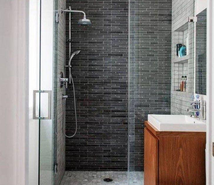 Interesting Small Bathroom Layouts With Shower Only Bathroom Bathroom Shower Tile Ideas Desain Kamar Mandi Modern Desain Kamar Mandi Kecil Kamar Mandi Kecil