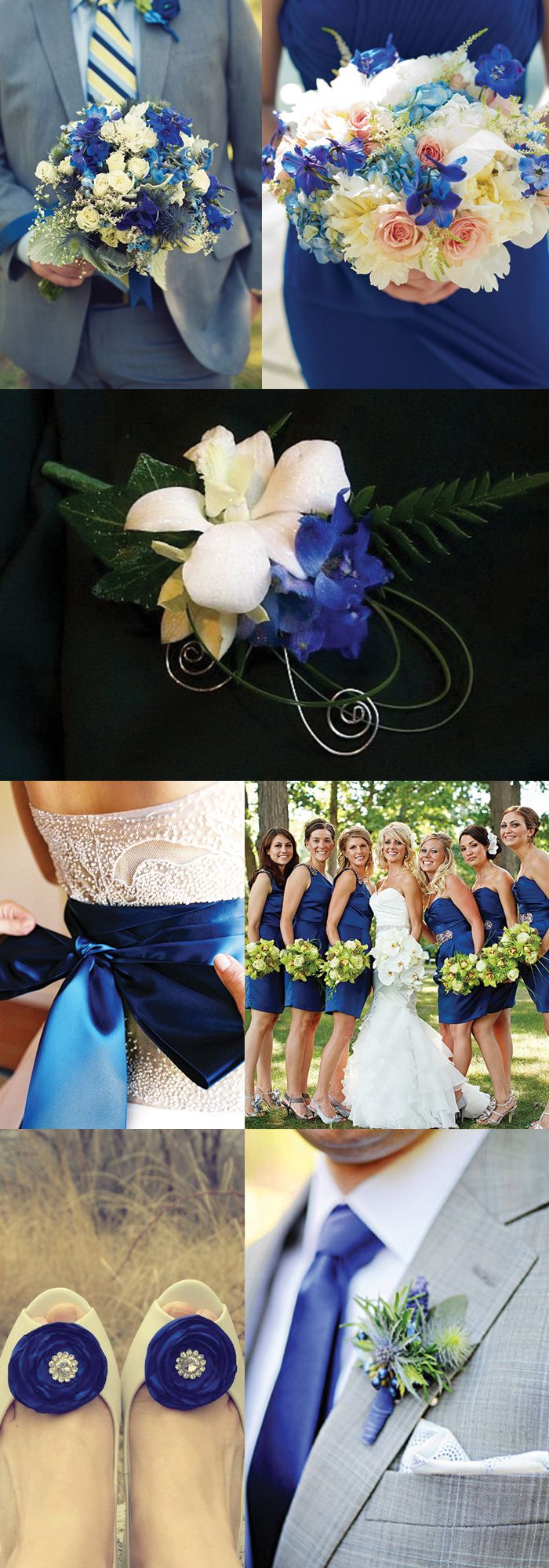 Horizon Blue Wedding Ideas to Swoon Over.