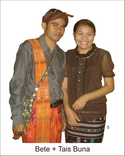 Traditional Fashion - Tenun Timor