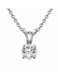 beautiful diamond pendant