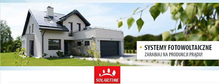 Solartime - solary słoneczne, fotowoltaika, I piętro, GALA.