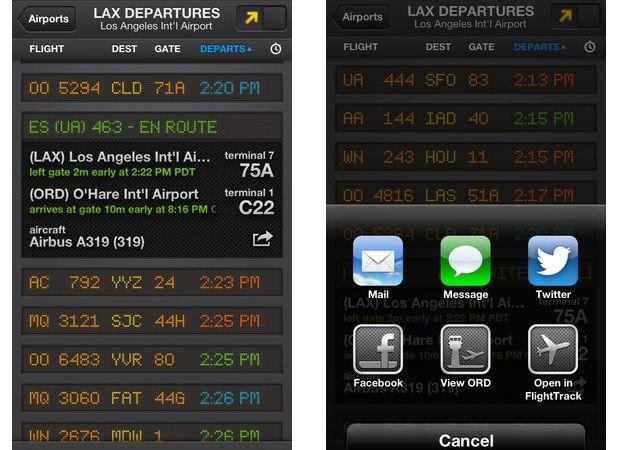 Se per lavoro o per passione ti ritrovi spesso a dover volare, saprai bene quanto potrebbe far comodo avere un tabellone degli orari di ogni aeroporto sempre in tasca. Questo sogno ora è diventato realtà, grazie a #FlightBoard per #iPhone.