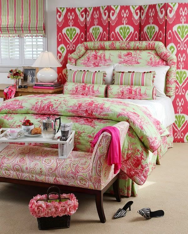 Decorating grown up pink for Grown up bedroom designs