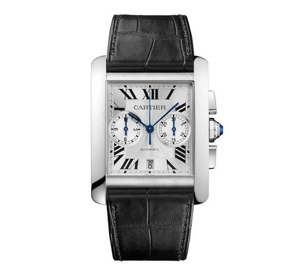 Cartier - TANK MC chronographe