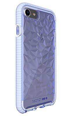 huge discount b7ad3 808e0 Amazon.com: Tech21 Evo Gem 3-Layer Drop Protection Case for Apple ...