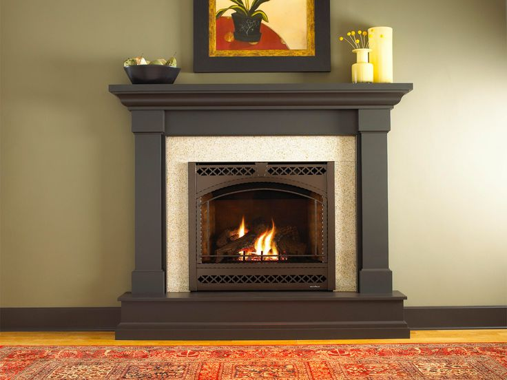 Heat and Glo SL-750 Slim Line Gas Fireplace