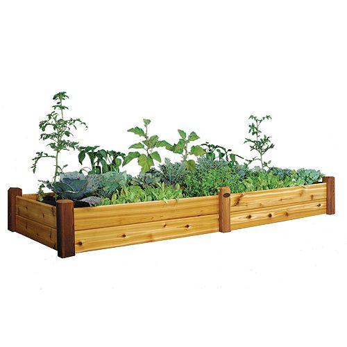 205 best Raised Beds images on Pinterest   Raised beds, Raised ... Flower Designs For Raised Garden B E A on