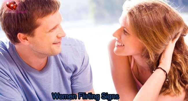 flirting signs for girls pictures today video games