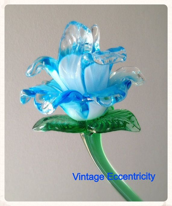 1000 Images About Glass Flowers On Pinterest Flower Glasses And Flowers Vase