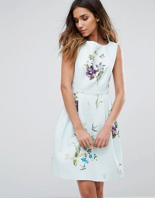Ted Baker Loolina Skater Dress
