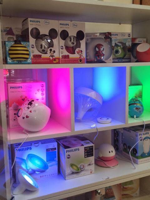 Light creations for Kids