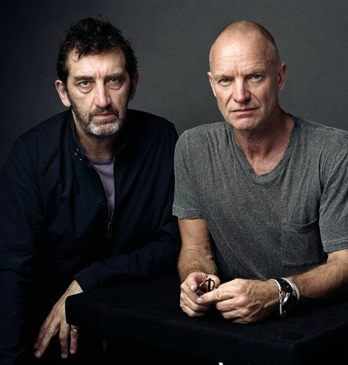 Sting and Jimmy Nail on the Musical 'The Last Ship' - NYTimes.com  from newcastle to broadway