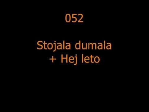 LUDOVKY Z VYCHODU 052 - Stojala dumala - Hej leto - YouTube