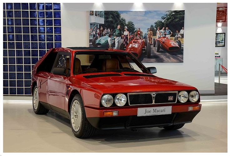 Lancia Delta S4 Stradale Front 3/4