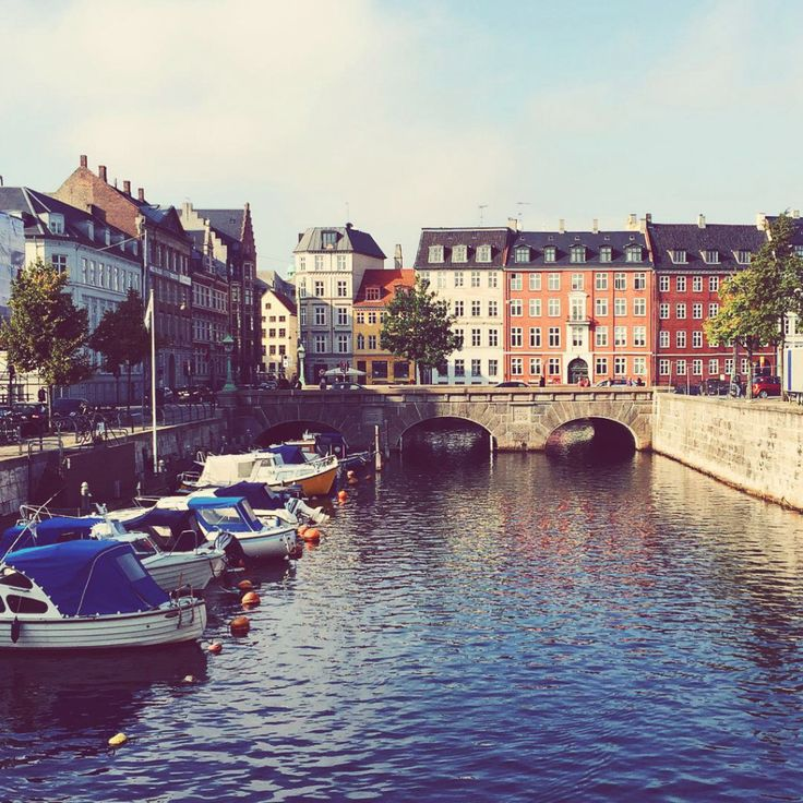Copenhagen, Denmark. Копенгаген, Дания.