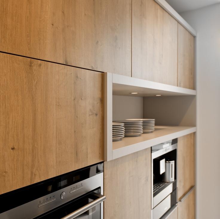 23 best Fertighaus Wohnideen Küchen images on Pinterest - durchreiche kuche wohnzimmer modern