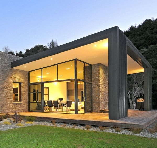 In Harmony with Nature -Ergonomic Contemporary House Design |  Minimalisti.com