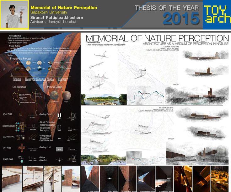 Thesis award thailand