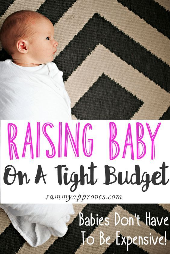 Raising Baby on a Tight Budget