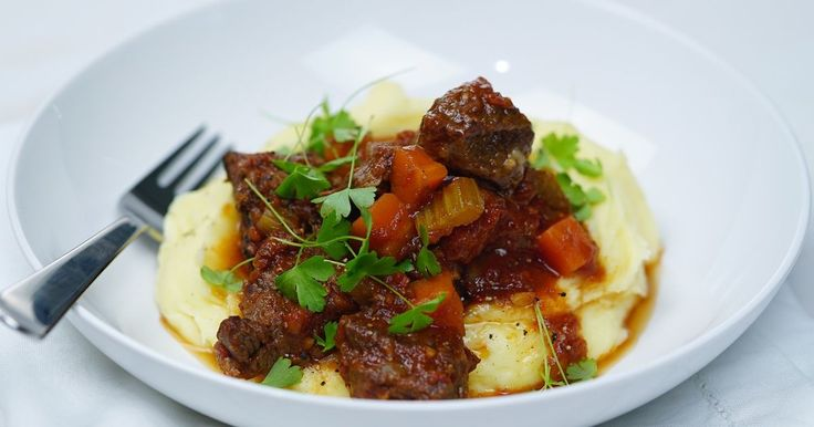 Beef up your weeknight menu with this hearty casserole. Perfect for cold winter nights.