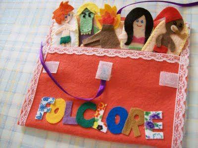 Dedoches do folclore brasileiro                                                                                                                                                      Mais