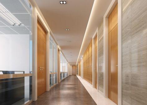 office corridor design ile ilgili görsel sonucu