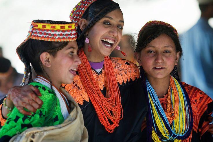 The Kalash claim legendary ancestry of descendents of