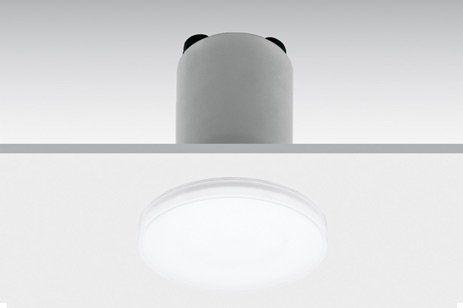 Lens watertight semi-recessed / Lens semiempotrado estanco / Lens Wasserdicht Halbeingebaut