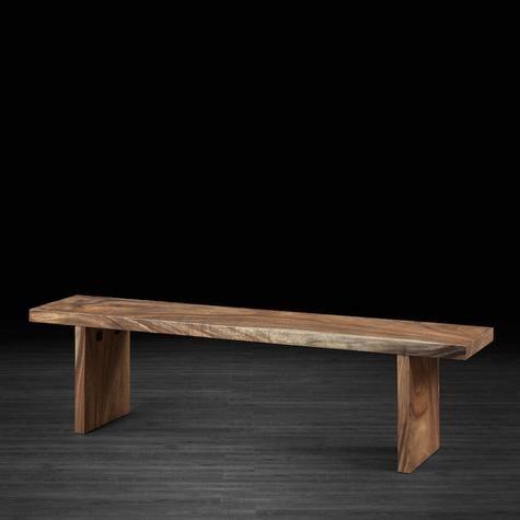 Linea Bench Made of Suar | Artemano
