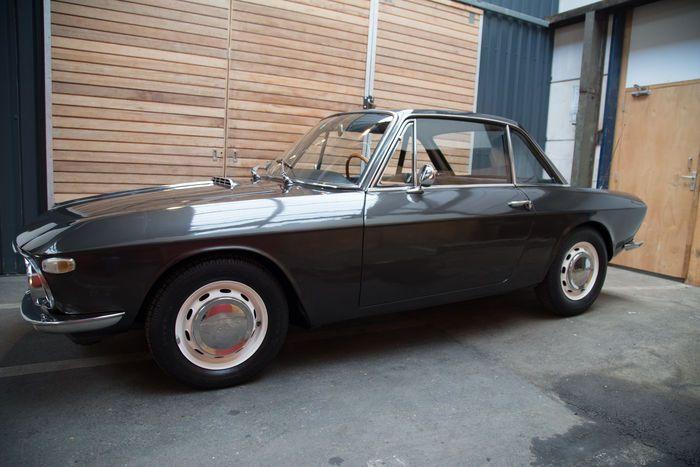 Lancia Fulvia Coupe 1.2 met 1.3 Rallye Series 1 motor - 1968