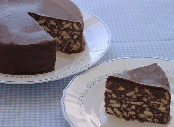 מתכון לעוגת שוקולד ביסקויטים של הנסיך ויליאם ועוד מאות מתכונים פשוטים, מהירים וטעימים באתר יאמי מאמי! עוגת שוקולד ביסקויטים של הנסיך ויליאם - לחצו לקבלת המתכון המלא!