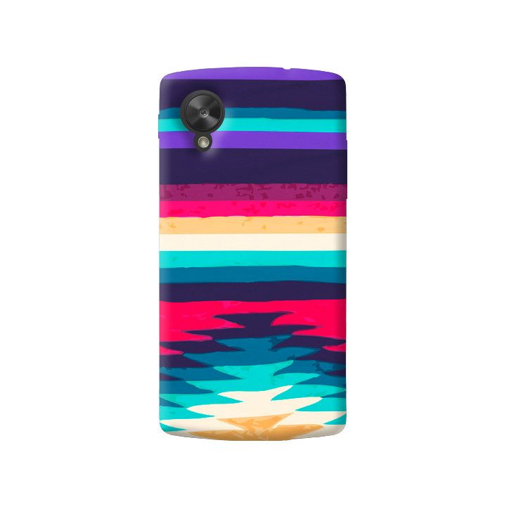 Floral Tryp LG Nexus 5 Case from Cyankart