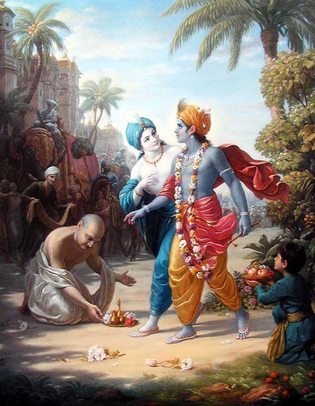 Krishna Balaram — kailasanath: Ṣṛī Kṛṣṇa and Ṣṛī Balarāma The...
