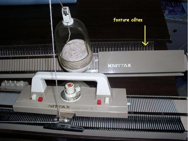 Vintage Knitting Machine : Knittax auto ii vintage knitting machine pinterest