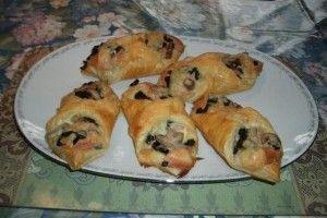 Patratele de foietaj pentru mic dejun - Culinar.ro