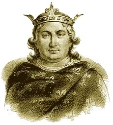 Louis VI the Fat (Louis VI le Gros)	29 July 1108	1 August 1137	 • Son of Philip I	King of the Franks (Roi des Francs)