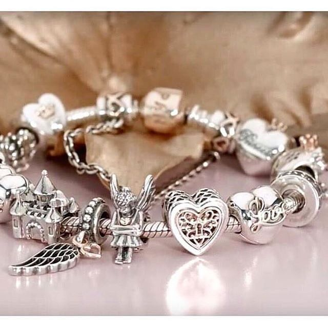 How Much Is A Pandora Charm Bracelet: 1115 Best Images About Charmed On Pinterest