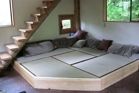Casa di legno con materiali di recupero ad un prezzo di 8000 euro