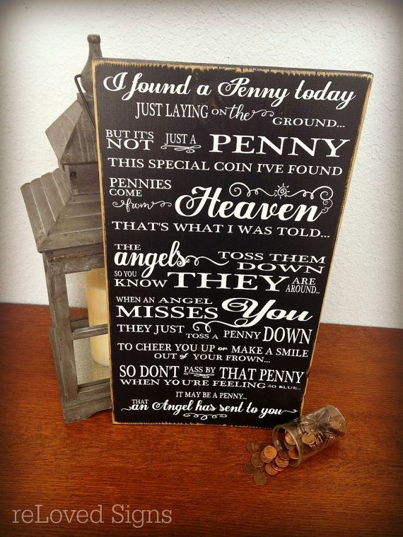 25+ best ideas about Pennies from heaven on Pinterest ...