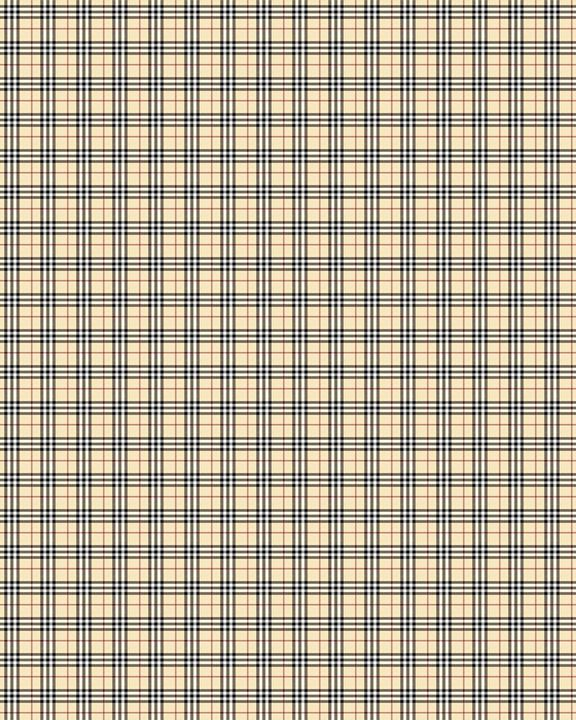 Forum dollhouses and miniatures :: Burberry fabric to print?