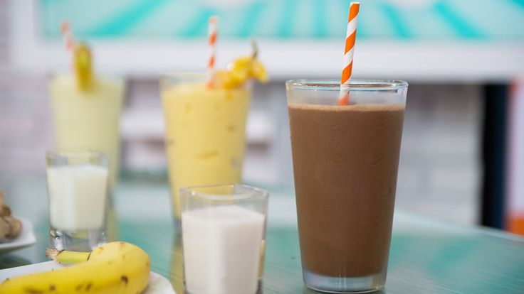 Joy Bauer not only shows you how to build a better smoothie but also shares her creamy, delicious recipes.