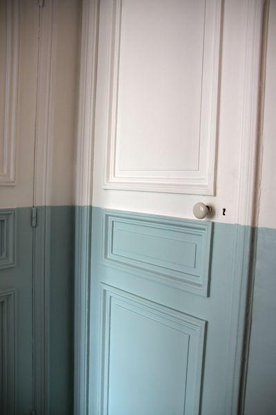 1/2 the door too