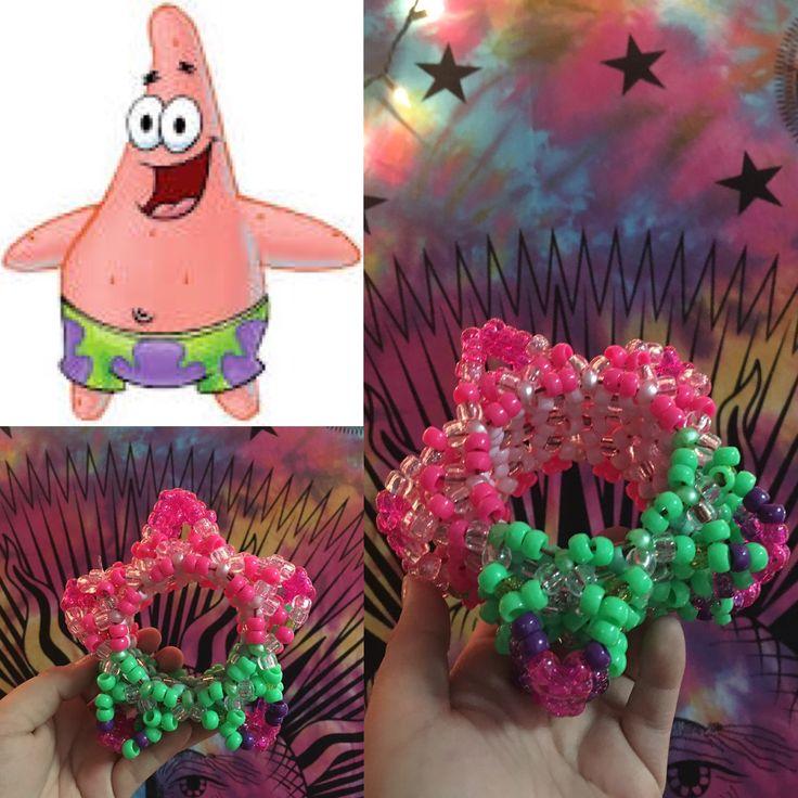 Patrick Star cuff