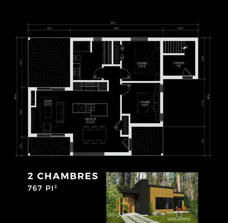 Les 25 meilleures id es de la cat gorie mini maison qu bec for Micromaisons minimaliste