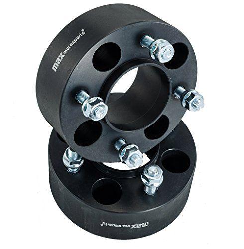 "2pcs 2"" 4/110 4x110 ATV Wheel Spacers for Honda Polaris Kawasaki Yamaha Rhino Grizzly Suzuki (Black) - https://www.caraccessoriesonlinemarket.com/2pcs-2-4110-4x110-atv-wheel-spacers-for-honda-polaris-kawasaki-yamaha-rhino-grizzly-suzuki-black/  #2Pcs, #4110, #4X110, #Black, #Grizzly, #Honda, #Kawasaki, #Polaris, #Rhino, #Spacers, #Suzuki, #Wheel, #Yamaha #ATV, #ATV-Wheels, #Tires-Wheels"
