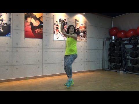 줌바 배우기(How to have Zumba Dance Fitness) -주말&라이프- - YouTube
